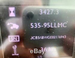 JCB 535-95 Telehandler / Loadall (2013) (£26900 + Vat) TELE-0187