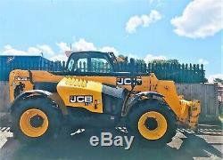 JCB 535-95 Telehandler / Loadall (2016) (£32900 + Vat) TELE-0181