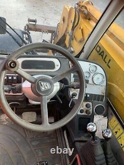 JCB 535-95 Telehandler Loadall Forklift