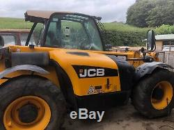 JCB 536 60 Agri Super 2012 Telehandler, Forklift
