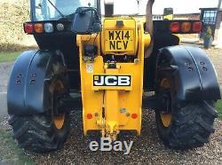 JCB 536 60 Agri Super Telehandler Forklift 125HP 6 Meter Farm Special