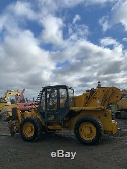 JCB 537-130 Telehandler 13 Meter 4WD £9995