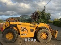 JCB 540 70 Telehandler Loadall