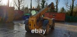 JCB 541 70 Agri Super Telehandler, 2006