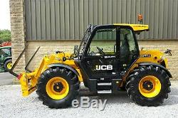 JCB 541-70 Agri Super Telehandler 2015