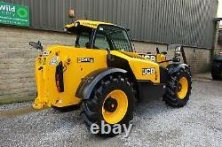 JCB 541-70 Agri Super Telehandler Loader 2017