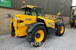 JCB 541-70 Agri Super Telehandler Loader 2018