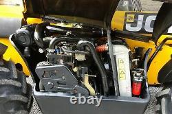 JCB 541-70 Telehandler Loader 2009