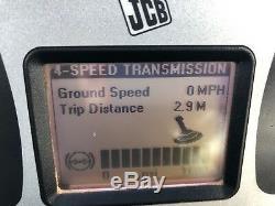 JCB 550-80 Agri Plus Telehandler / Loadall (2012) (£39900 + Vat) TELE-0144