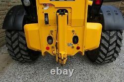 JCB 550-80 Agri Plus Telehandler Loader 2011