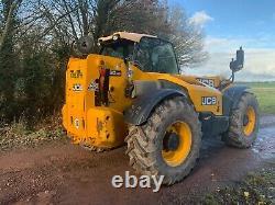JCB 560 80 Waste Master Telehandler Loader