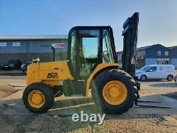 JCB 926 4x4 Diesel Rough Terrain Forklift Hire-£74.99pw Buy-£14,995 HP-£74.88pw
