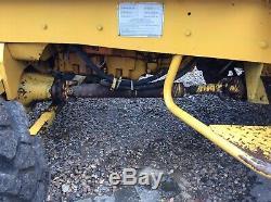 JCB 926 Forklift Farm Spec Forklift Tractor Rough Terrain 4x4 Diesel Telehandler