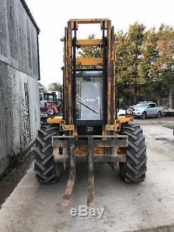 JCB 926 Forklift Fork Lift Telehandler diesel rough terrain