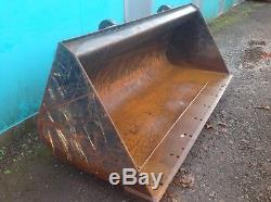 JCB Bucket, Strickland Grading / Ditching bucket, Telehandler Telehandler