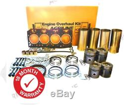 JCB ENGINE OVERHAUL KIT- PERKINS 1004.4 BLUE ENGINE Backhoe Loader Telehandler