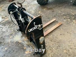 JCB Fork Carriage / hydraulic fork positioners for JCB telehandler