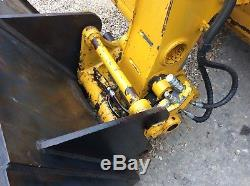 JCB Forklift 520-50 Telehandler Loader Farm Spec Fork Lift All Terrian loadall
