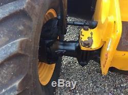 JCB Forklift 531 70 T4i 11B Telehandler Loader 2015 Farm Spec Loadall