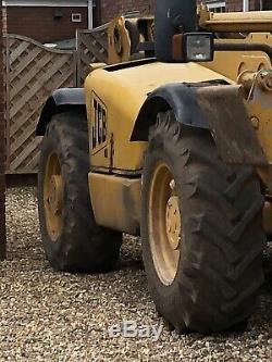JCB Forklift 532-120 Telehandler Fork Lift All Terrian loadall