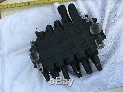 JCB Hydraulic Valve Block Spare Part Telehandler 520-40 515-40 25/221388