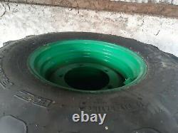 JCB Loadall Galaxy 19.5 X 24 telehandler Tyres & Wheels New