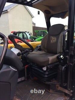 JCB Loadall Replacement Seat Top Fabric Telehandler Forklift KAB Seating