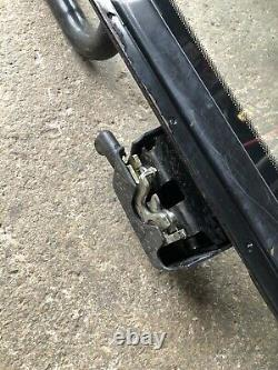 JCB Loadall Telehandler Lower Door Complete With Glass, Locks And Seal