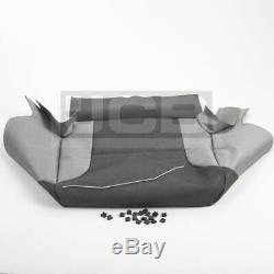 JCB Part 40/910667 Seat Cushion Squab Loadall Forklift Telehandler KAB SEATING