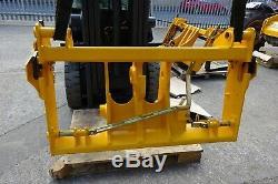 JCB Q-Fit Manual Headstock Carriage Telehandler (inc VAT)