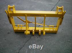 JCB Qfit front carriage headstock to suit telehandler loadall JCB 3cx sitemaster