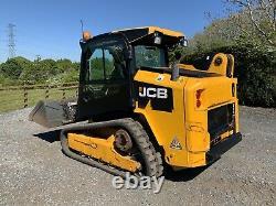 JCB Robot 225T Tracked Skidsteer / Bobcat / Loader / Telehandler