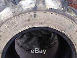 JCB Sitemaster 15.5/80-24 Telehandler/Loader Tyres