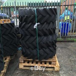 JCB Sitemaster 175.5/80-24 Telehandler/Loadall Tyres £280 each plus vat