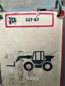 JCB TELEHANDLER 527-67 (plus vat)