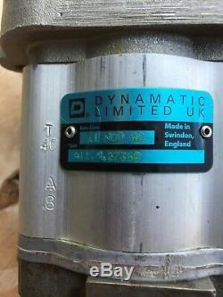 JCB TELEHANDLER 530B TO 540BM Steering Pump P/N 20/203000