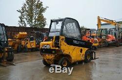 JCB TELETRUK TLT 25D year 2011 Teletruck Telehandler Forklift £9950+VAT