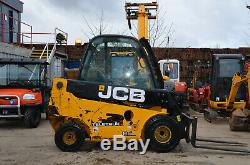 JCB TELETRUK TLT 25D year 2014 2.5t Teletruck Telehandler Forklift £9950+VAT