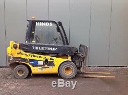 JCB TELETRUK TLT, Teletruck 3T Telehandler Forklift, Yard Truck, Great Truck