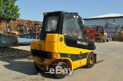 JCB TELETRUK TLT25D tlt Teletruck 2.5t Telehandler Forklift £5750+VAT