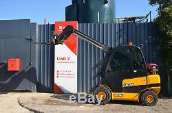 JCB TELETRUK TLT25G y2015 LPG 2.5t 4m Teletruck Telehandler Forklift £13600+VAT