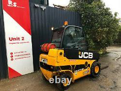 JCB TELETRUK TLT25G year 2016 LPG Teletruck Telehandler Forklift £13200+VAT