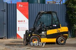 JCB TELETRUK TLT30D 2WD year 2014 3t Teletruck Telehandler Forklift £11600+VAT