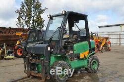 JCB TELETRUK TLT30D 4x4 1706hours 2004 Teletruck Telehandler Forklift £12250+VAT