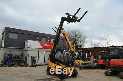 JCB TELETRUK TLT30D 4x4 4WD year 2002 Teletruck Telehandler Forklift £7250+VAT