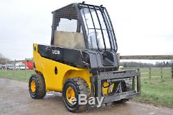 JCB TELETRUK TLT30D 4x4 4WD year 2004 Teletruck Telehandler Forklift £10250+VAT