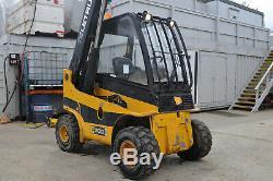JCB TELETRUK TLT30D 4x4 4WD year 2004 Teletruck Telehandler Forklift £11200+VAT