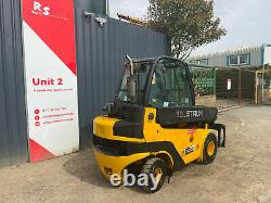 JCB TELETRUK TLT30D y2008 2WD 3t 4m Teletruck Telehandler Forklift £11200+VAT