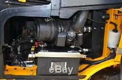 JCB TELETRUK TLT30G y2013 LPG 3t 4m Teletruck Telehandler Forklift £11600+VAT