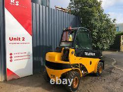 JCB TELETRUK TLT35D 4x4 4WD 3,5t Teletruck Telehandler Forklift £12600+VAT